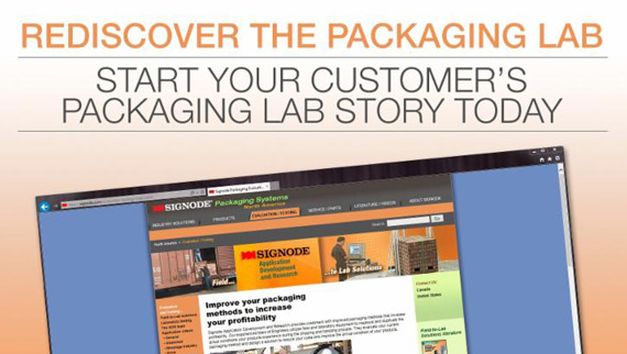 Rediscover the Packaging Lab
